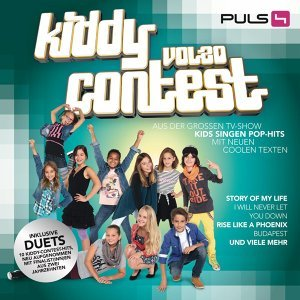 Kiddy Contest, Vol. 20