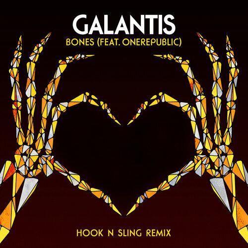 Bones (feat. OneRepublic) - Hook N Sling Remix