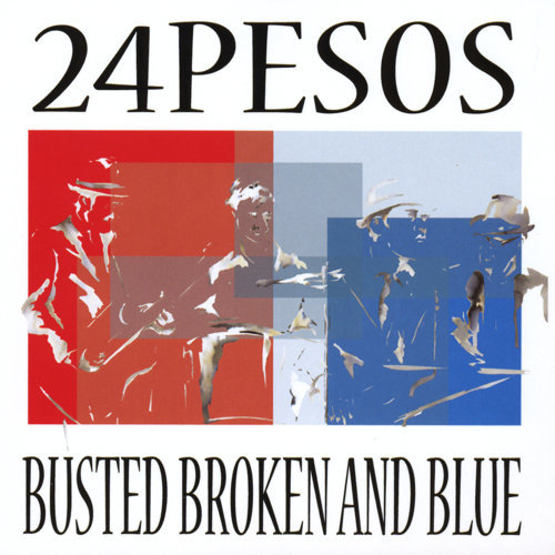 Busted Broken and Blue