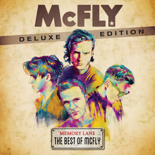 Memory Lane  (The Best Of McFly) - Deluxe Edition