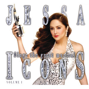 Jessa Sings The Great Musical Icons