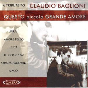 A Tribute To Claudio Baglioni