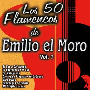 Los 50 Flamencos de Emilio el Moro Vol. 1