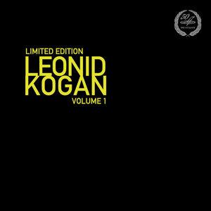 Leonid Kogan, Vol. 1: Brahms