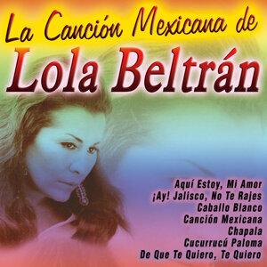 La Canción Mexicana de Lola Beltrán