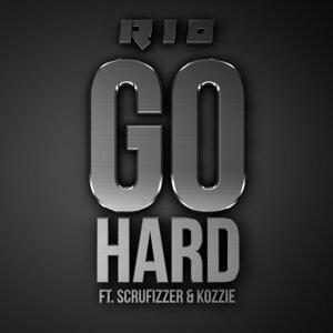 Go Hard (feat. Scrufizzer & Kozzie)