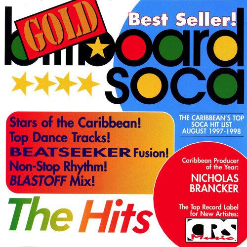 Billboard Soca:The Hits (1997-1998)Top Hits - KKBOX