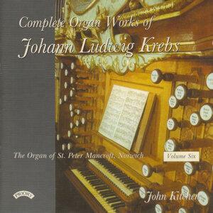 Complete Organ Works of Johann Krebs - Vol 6 - The Organ of St. Peter Mancroft, Norwich