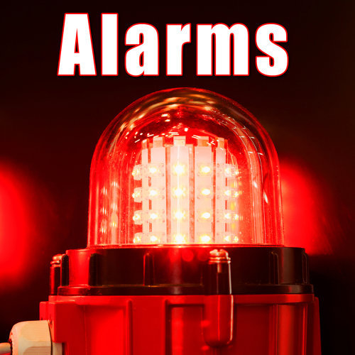757 Passenger Jet Emergency Alarm Wailing-Sound Ideas-KKBOX