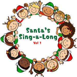 Santa's Sing-a-Long, Vol. 1