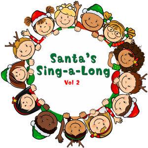 Santa's Sing-a-Long, Vol. 2