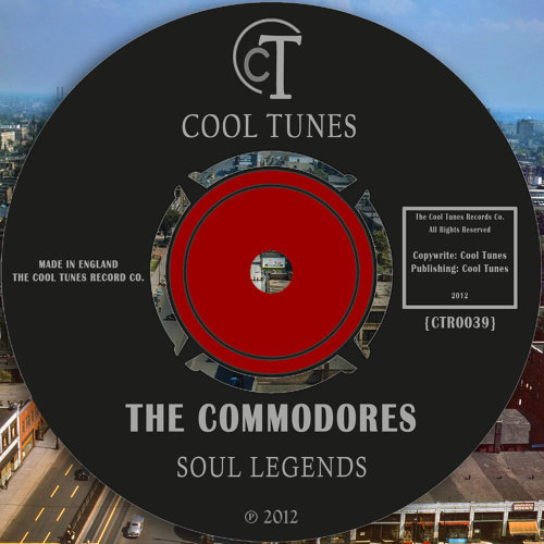 The Commodores - Soul Legends