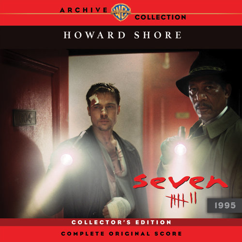 Seven (Complete Original Score) - Collector's Edition