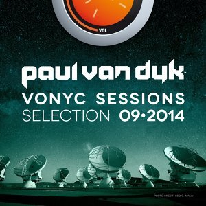 VONYC Sessions Selection 09-2014 - Presented by Paul van Dyk