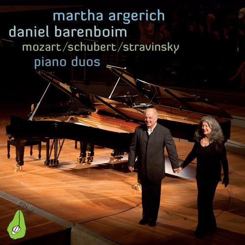 Mozart: Sonata In D Major For 2 Pianos, K.448 - 1. Allegro con spirito - Live