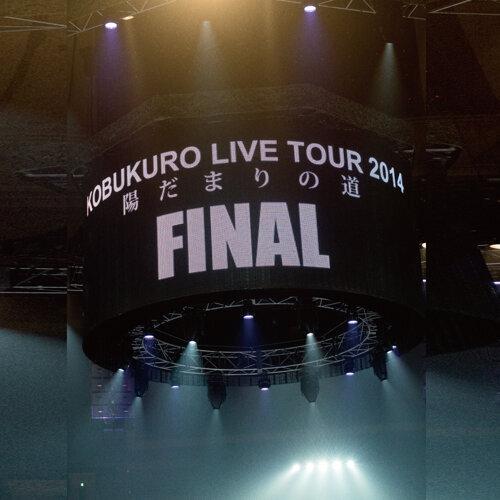 "KOBUKURO LIVE TOUR 2014 ""陽だまりの道"" FINAL at 京セラドーム大阪"