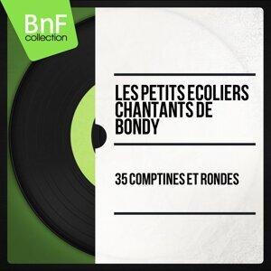 35 comptines et rondes - Mono version