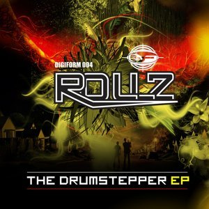 The Drumstepper EP
