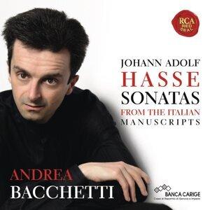 Johann Adolf Hasse: Sonatas