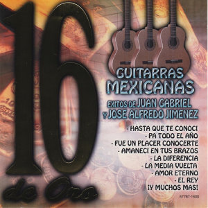 Guitarras Mexicanas 16 de Oro