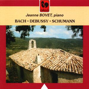 Bach - Debussy - Schumann