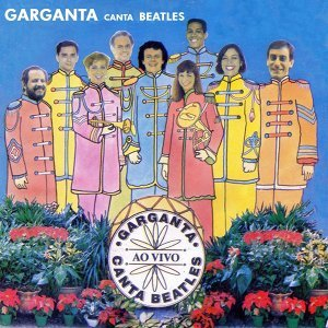 Garganta Canta Beatles - Ao Vivo