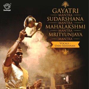 Gayatri Sudharshana Mahalakshmi Mrityunjaya Mantra