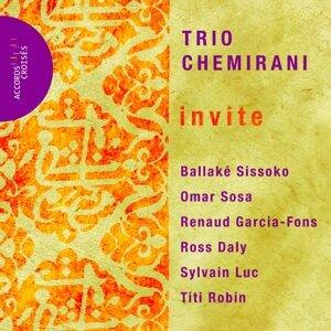 Trio Chemirani invite