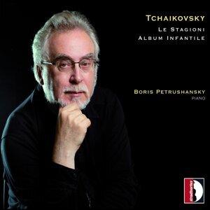 Pyotr Ilyich Tchaikovsky: Le stagioni & Album infantile