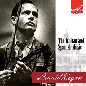 The Italian and Spanish Music