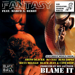Blame It (feat. Marco A. Berry)