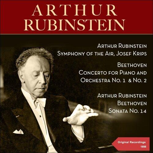 Symphony of the Air, Josef Krips, Arthur Rubinstein