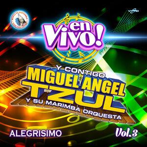 Y Contigo Alegrisimo Vol. 3: Música de Guatemala para los Latinos (En Vivo)