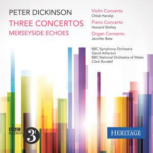 Peter Dickinson: Three Concertos