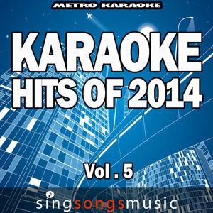Karaoke Hits of 2014, Vol. 5