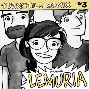 Turnstile Comix #3