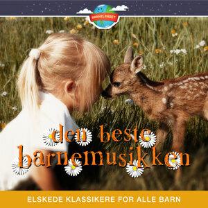 Den beste barnemusikken - Barnelandet, Vol. 1