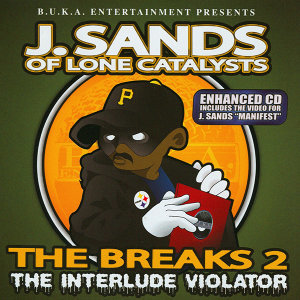 The Breaks Vol. 2 Intelude Violator