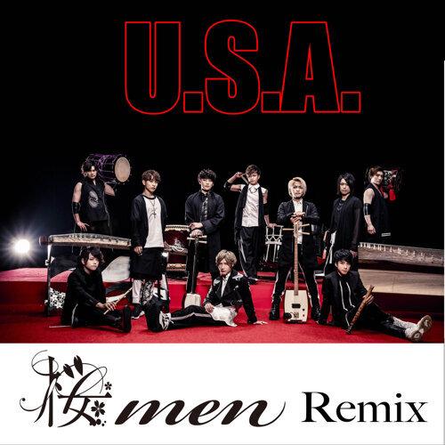 U.S.A. (櫻men Remix)