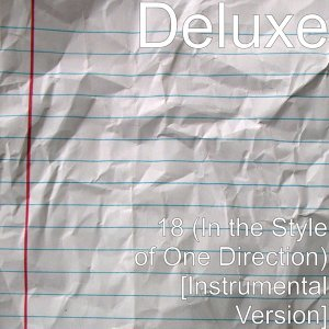 18 (In the Style of One Direction) [Instrumental Version]