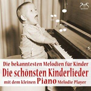 Die bekanntesten Melodien für Kinder - die schönsten Kinderlieder mit dem kleinen Piano Melodie Player
