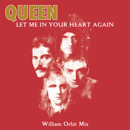 Let Me In Your Heart Again - William Orbit Mix