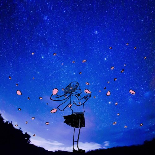 桜流星群 (Sakura Shooting Star)