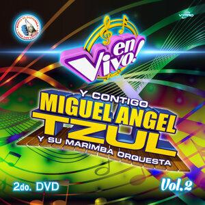 Y Contigo 2º Dvd Vol. 2: Música de Guatemala para los Latinos (En Vivo)
