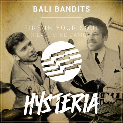 Fire In Your Soul (feat. Mike James)