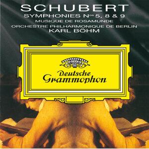 Schubert: Symphonies Nos.5, 8 & 9 - 2 CDs
