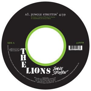 Jungle Struttin' / Ethio-Steppers - EP