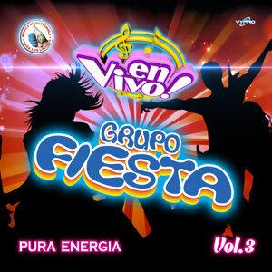 Pura Energía Vol. 3: Música de Guatemala para los Latinos (En Vivo)