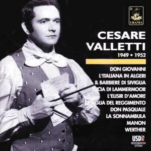 Valletti: 1949-1952