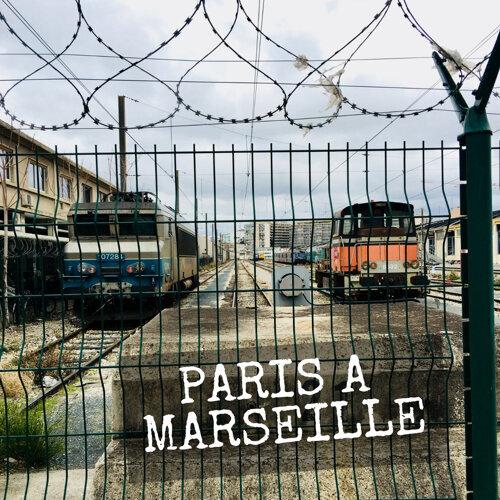 Paris a Marseille